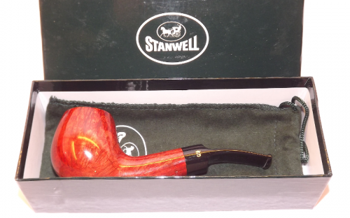 Stanwell pipa Royal Guard 233