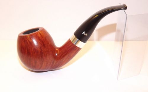 Stanwell pipa Sterling 185 Brown Polish