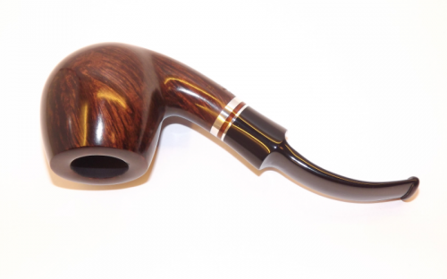 Stanwell pipa Trio 84 Brown Polish