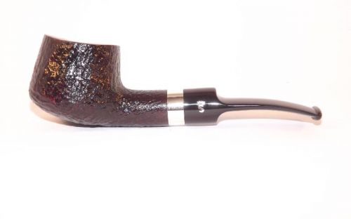 Stanwell pipa Sterling 11 Black Sand