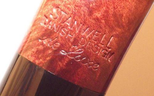 Stanwell pipa De Luxe 11 Brown Polish