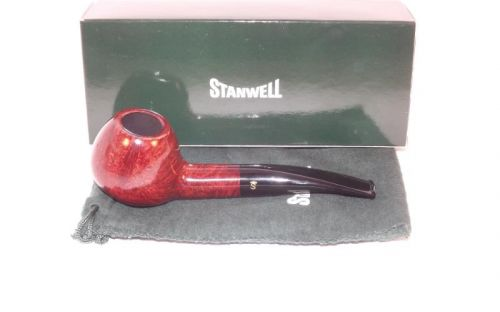 Stanwell pipa De Luxe 109 Brown Polish