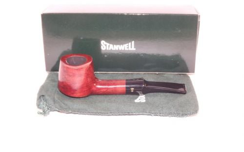 Stanwell pipa De Luxe 118 Brown Polish