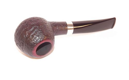 Stanwell pipa Sterling 109 Black Sand