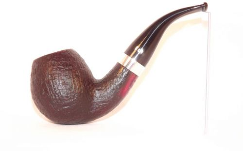 Stanwell pipa Sterling 185 Black Sand