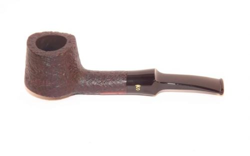 Stanwell pipa De Luxe 118 Black Sand