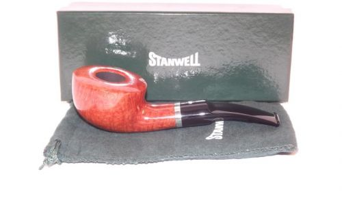 Stanwell pipa Sterling 95 Brown Polish