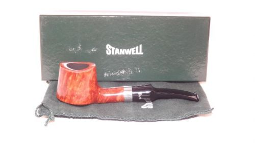 Stanwell pipa Sterling 118 Brown Polish