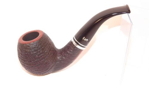 Stanwell pipa Trio 185 Black Sand