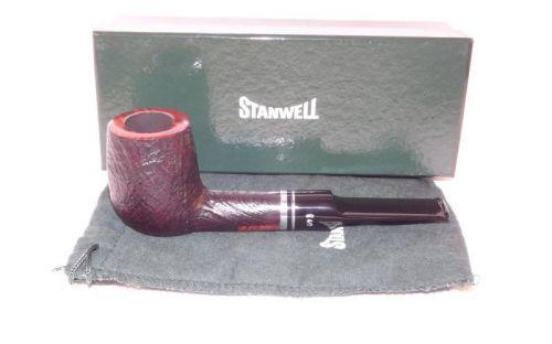 Stanwell pipa Trio 13 Black Sand