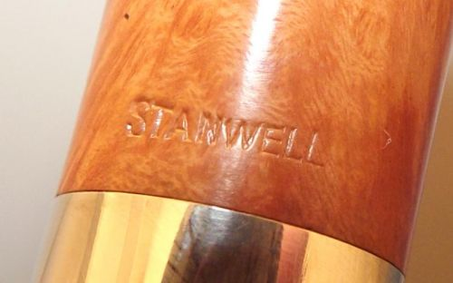 Stanwell pipa Sterling 11 Brown Polish
