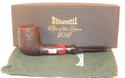 Stanwell Évpipa 2012 Black Sand / Smooth Top