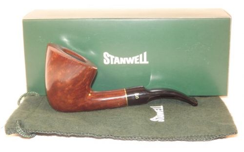 Stanwell pipa Duke 19 Brown Polish