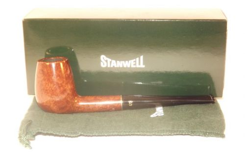 Stanwell pipa Duke 141 Brown Polish