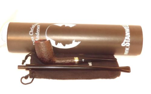 Stanwell pipa H. C. Andersen 1 Sand Smooth Top No Filter