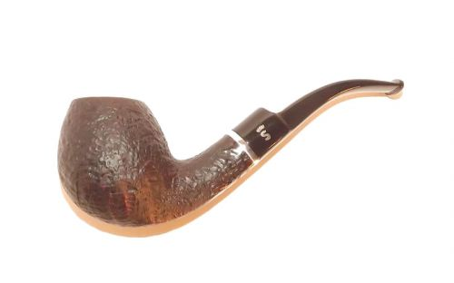 Stanwell pipa Sterling 232 Black Sand