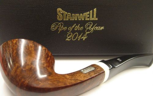 Stanwell Évpipa 2014 Brown Polish NoFilter