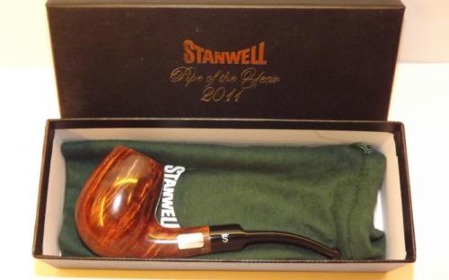 Stanwell Évpipa 2011 Brown Polish