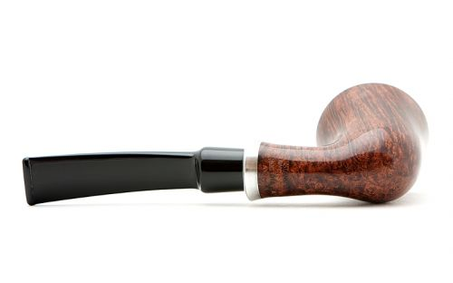 Stanwell pipa H. C. Andersen 5 Brown Polish No Filter