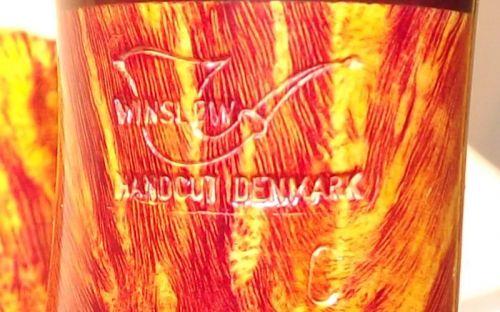 Poul Winslow - Freehand C4. pipa