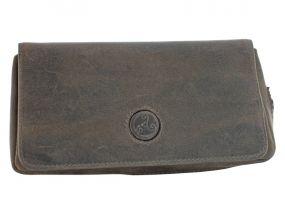 Rattray's Peat CP1 pipatáska 1 pipa számára, barna bőr
