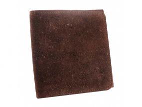 Pipadohány tartó - szarvasbőr (12,5x12,5cm)