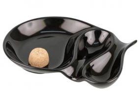 Pipahamutartó - különleges alakú, 2 pipának