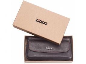 Pipadohány tartó - Zippo mocca (18x4x9cm)