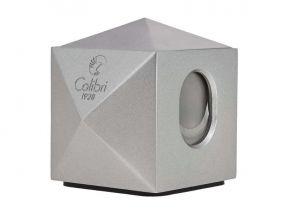Colibri Quasar VS-Cut asztali szivarvágó - ezüst