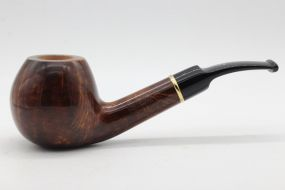 Lorenzo pipa Hand Cut 838 Spumante Bent Apple