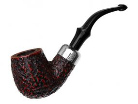 Peterson pipa Standard System 307 Rustic P-lip