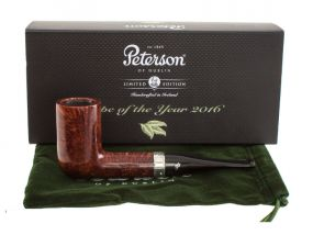 Peterson Évpipa 2016 - Smooth F-lip