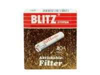 Pipafilter aktivszenes (9mm) - 40db Blitz