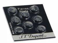 Tűzkő szürke (8db) - ST Dupont öngyújtóhoz