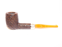 Peterson pipa Tan Sandblasted Spigot 106 F-lip