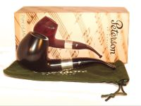 Peterson Évpipa 2013 Ebony Bent Brandy
