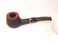 Stanwell pipa Relief 11 Black Sand